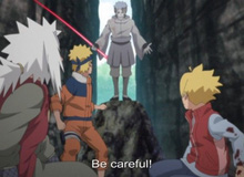 Boruto tập 134: Jiraiya dùng mánh khiến Urashiki trúng độc nặng, tạo cơ hội cho Naruto phản công