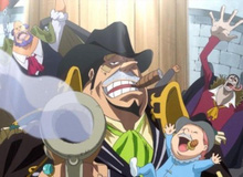 One Piece: Gol D. Roger và 5 hải tặc trong One Piece có con và gia đình riêng