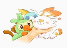 """Rụng tim khi ngắm loạt ảnh Pokémon biến thành """"thú cưng"""" đáng yêu siêu cấp"""