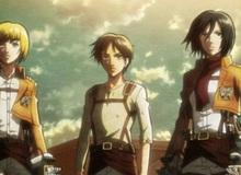 Attack on Titan và 10 bộ anime đình đám ra mắt phần mới trong năm 2020