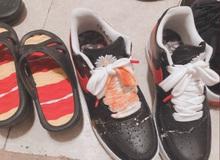 Góc 'hơi toang': Faker chào đón năm mới với pha 'tự hủy' đôi giầy Nike ft G-Dragon giá gần trăm triệu
