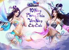 Tiếp nối thành công Cửu Thiên Phong Thần PC, Cửu Thiên Mobile sắp ra mắt game thủ Việt