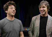Hai nhà sáng lập huyền thoại của Google đồng loạt từ chức