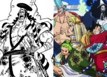 One Piece: Quá bất ngờ, Kozuki Oden mang trọn đặc điểm của bộ ba quái vật băng Mũ Rơm