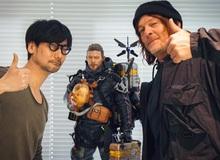 Sau Death Stranding, Hideo Kojima đang bắt tay thực hiện phần tiếp theo cùng Norman Reedus