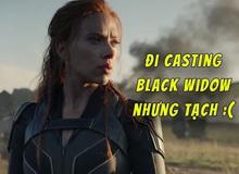 """Gần 10 năm trước, Scarlett Johansson từng """"tạch"""" vai Black Widow"""