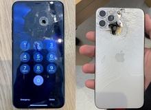 Bị đạn bắn xuyên thủng một lỗ, iPhone 11 Pro Max vẫn vô tư dùng như chưa có chuyện gì xảy ra