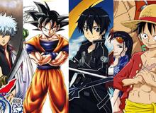 """One Piece và 5 tựa anime được đánh giá là """"xuất sắc"""" hơn phiên bản manga gốc"""
