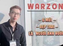 'Ông hoàng trash talk' Warzone ngày nào giờ đã là trở thành đại diện Streamer tham dự Event 'Rise of Asia' forum của Metub