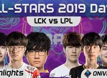 (Video Vietsub) All-Star 2019: Faker song kiếm hợp bích cùng Madlife, dễ dàng hủy diệt team LPL trong kèo showmatch