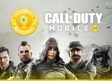 Ghẻ lạnh PUBG, Google Play bình chọn Call of Duty Mobile là trò chơi hay nhất 2019