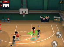 Thử ngay Slam Dunk Mobile - Game bóng rổ siêu phẩm mới mở cửa miễn phí