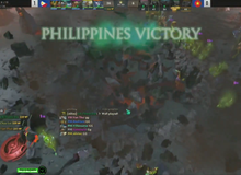 Thất bại trước Philippines, hành trình tìm kiếm huy chương của DOTA 2 Việt Nam gặp nhiều khó khăn