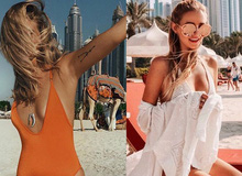Xua tan cái lạnh 9 độ C bằng bộ ảnh gái xinh tại Dubai cùng sự kiện Idol Cửu Kiếm, chỉ còn 1 ngày để đăng ký tham gia!