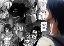 """Attack on Titan chap 124: Quyết định hủy diệt thế giới của Eren đã khiến nhóm Armin """"xung đột"""" nội bộ"""