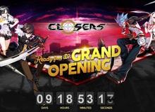 Game hành động đình đám Closers Online đã được mua về Việt Nam
