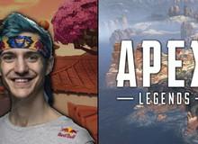 """Ninja """"Việc Apex Legends vượt qua Fortnite là điều không thể"""""""