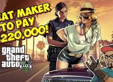 Phát tán cheat trong GTA Online, hacker phải bồi thưởng 5 tỷ