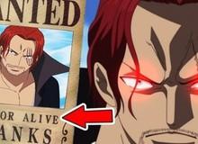 """One Piece: Chính thức xác nhận Tứ Hoàng Shanks sở hữu cả ba loại Haki - """"Thiên hạ vô địch"""" là đây chứ đâu?"""