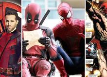 Deadpool và Spider-Man: 17 sự thật về mối quan hệ kỳ lạ giữa 2 anh chàng mặc đồ đỏ của Marvel