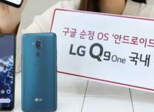 LG Q9 One ra mắt: Snapdragon 835, chạy Android One, giá 12.4 triệu đồng
