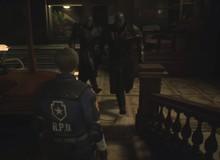 Sẽ ra sao nếu bạn phải đối đầu với 2 Tyrant Mr. X trong Resident Evil