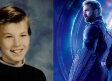 Ngỡ ngàng với nhan sắc hồi nhỏ của dàn trai xinh gái đẹp thủ vai siêu anh hùng thuộc vũ trụ điện ảnh Marvel