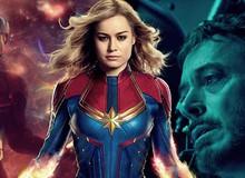 """So sánh sức mạnh của Captain Marvel với các siêu anh hùng Avengers, liệu ai có thể """"xứng tầm"""" được với """"chị đại""""?"""