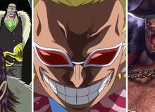 """Top 10 nhân vật phản diện nổi bật trong One Piece, một số """"thành phần"""" đã từng cho Luffy """"ăn hành ngập mặt"""""""