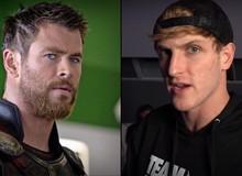 Ngứa tay ngứa chân Paul Logan lại tiếp tục cà khịa thần sấm của Avengers, Chris Hemsworth