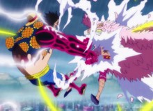 """One Piece: Đã mắt khi nhìn lại 8 tuyệt chiêu Gear 4 Luffy dùng để """"bán hành"""" cho Thất Vũ Hải Donquixote Doflamingo"""