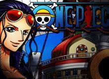 One Piece: Nhìn lại hành trình lột xác của Robin - Nàng khảo cổ gợi cảm xinh đẹp nhất của băng Mũ Rơm
