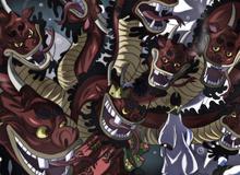 """One Piece 933: Kyoushirou """"giết"""" Komurasaki khiến Orochi nổi điên - Nami dùng """"lôi độn"""" phủ đầu Xà Tinh"""