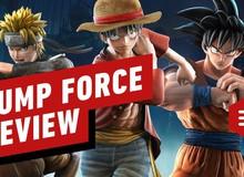 Tổng hợp đánh giá Jump Force: Một trò hề, một vết nhơ trong lịch sử của Bandai