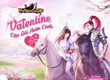 Muôn vẻ cách tỏ tình, trao yêu thương cực 'ngọt' của game thủ Nhất Kiếm Giang Hồ mùa Valentine