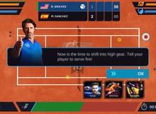 Tennis Manager – Luồng gió mới của thể loại game quản lý thể thao