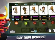 """Heroes Auto Chess - game mobile """"nhái"""" hiện tượng mới nổi DOTA Auto Chess nhưng còn hạn chế"""