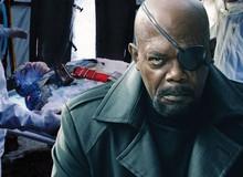 """Nick Fury- kẻ """"chột mắt"""" nguy hiểm nhất Marvel, dường như đoán trước được cả việc Captain America vẫn còn sống?"""