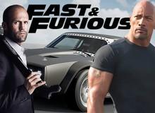 Fast & Furious: Hobbs & Shaw tung trailer mãn nhãn không khác gì phim siêu anh hùng