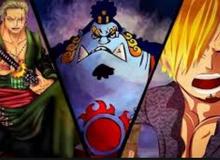 """One Piece: Bộ ba quyền lực dưới trướng """"Ngũ Hoàng"""" Luffy sở hữu sức mạnh """"bá đạo"""" gì?"""