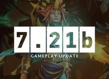 DOTA 2: Valve tung bản cập nhật 7.21b ngay sau Tết Nguyên Đán – IO tiếp tục làm đau đầu IceFrog