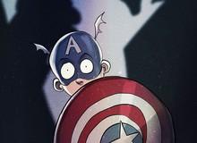 Khi các siêu anh hùng trở thành những kẻ phản diện ma mị