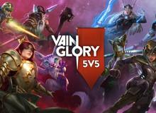 Vainglory - Game MOBA MOBILE chính thức phát hành bản PC trên Steam!