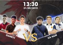 """""""Chủ tịch"""" Chim Sẻ Đi Nắng thử tài Hoàng Mai Nhi và cái kết nào cho trận tỉ thí giữa GameTV vs Hà Nam trưa nay?"""