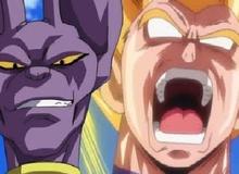"""Dragon Ball Super hé lộ thêm 1 trường hợp """"con ông cháu cha"""" cực khủng, được cả Thần Hủy Diệt Beerus làm vú nuôi"""