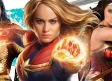 Captain Marvel lập nên kỷ lục khi lượng vé bán sớm đứng thứ 3 MCU, vượt mặt cả Aquaman của DC