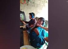 Con trai cưng của mẹ: Con nghiện điện tử, mẹ cho nghỉ học rồi bón cơm đến tận mồm