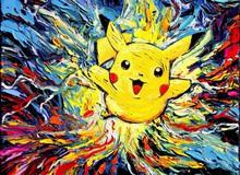 Loạt tranh trò chơi điện tử hiện đại được vẽ theo phong cách Van Gogh siêu ảo diệu