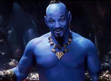"""Xấu ma chê quỷ hờn nhưng Disney vẫn tự tin về Thần Đèn Will Smith """"xanh lét"""" của mình"""