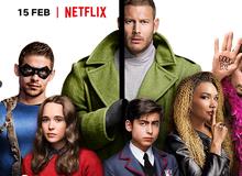 """7 anh em siêu nhân """"lầy lội"""" trong Umbrella Academy sở hữu sức mạnh và năng lực kinh khủng như thế nào?"""